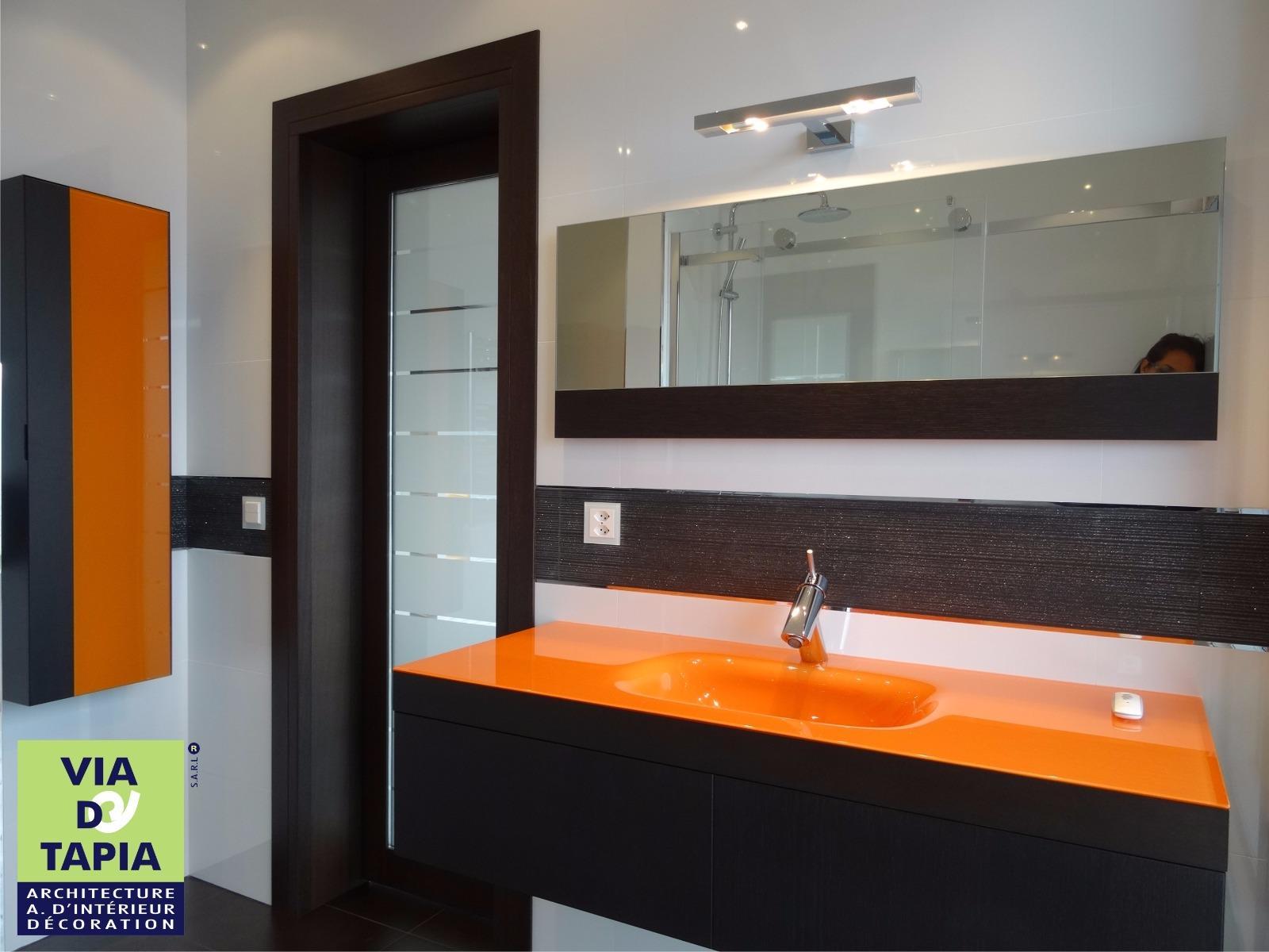 Accessoires Salle De Bain Geneve ~ r novation pays de gex salle de bain via de tapia