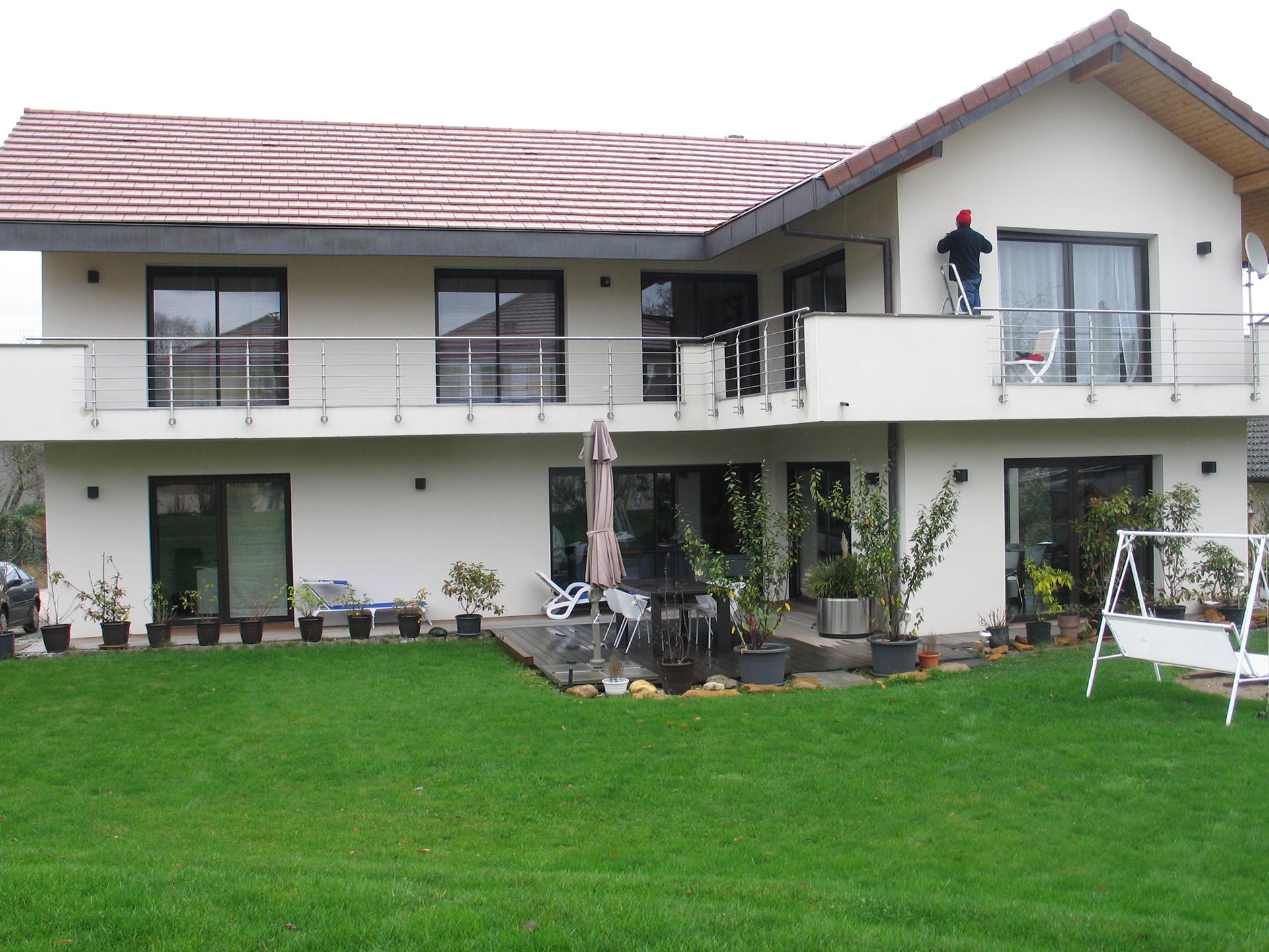 Construction villa sur mesure sur pays Gex aux pays de savoie